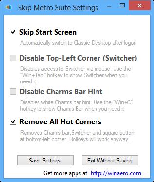 Интерфейс программы Skip Metro Suite