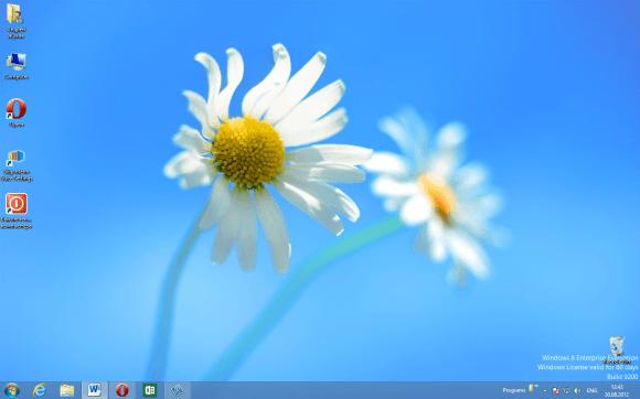 """Кнопка """"Пуск"""" в Windows 8"""