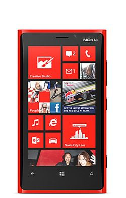 Nokia Lumia 920 Red