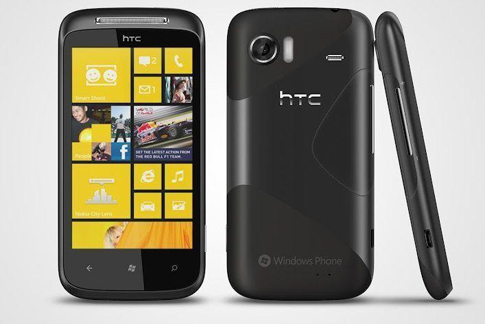 Смартфон HTC Mozart