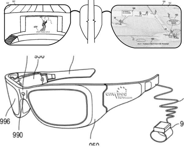Microsoft Project Glass