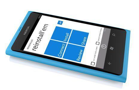 Reinstaller для Windows Phone 7