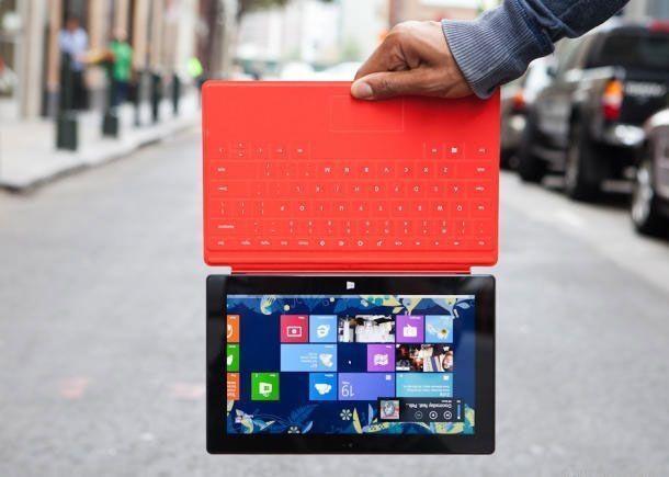 Планшет Surface RT