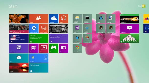 Windows 8 Start Screen Personalization With Decor8