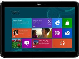 HTC Windows RT Tablet