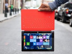 Планшет Microsoft Surface