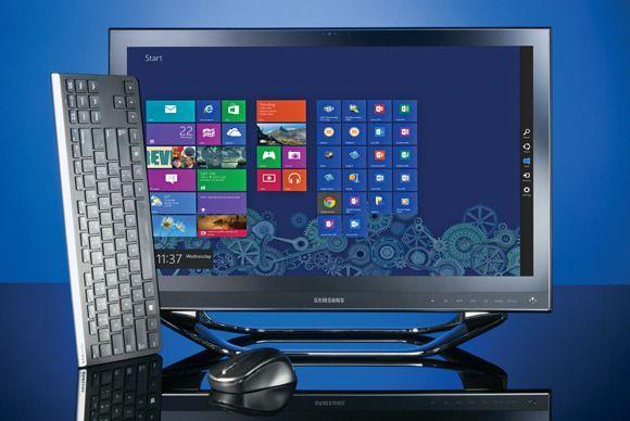 ПК под управлением Windows 8