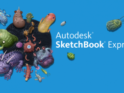 Рисуйте в Windows 8 и RT с приложением SketchBook Express