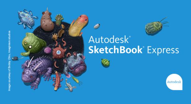 Рисуйте в Windows 8 и RT с приложением SketchBook Express