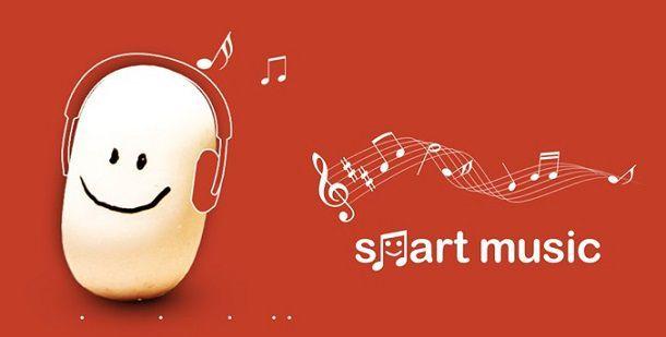 Приложение Smart Music для Windows 8 и Windows RT