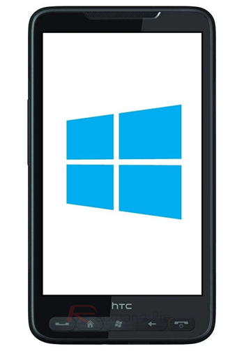 Windows RT on HTC HD2