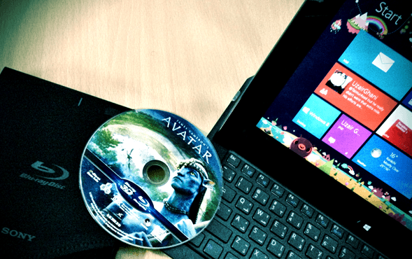 How To Play Blu-ray Movies On Windows 8 PCs