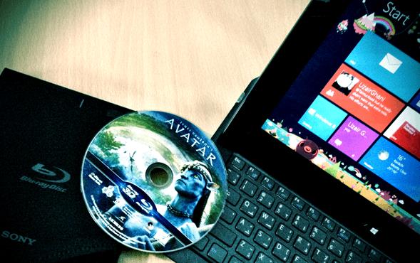 How To Play Blu-ray Movies On Windows 8 PCs