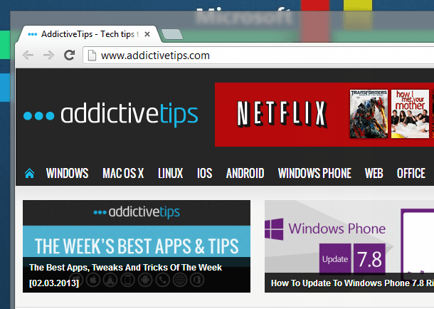 Aero Glass в Windows 8