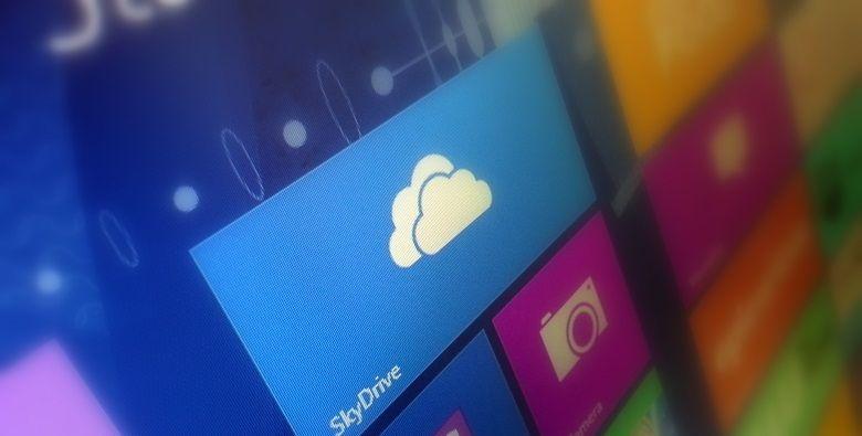 Как подключить папку SkyDrive в качестве сетевого диска в Windows 8 и RT