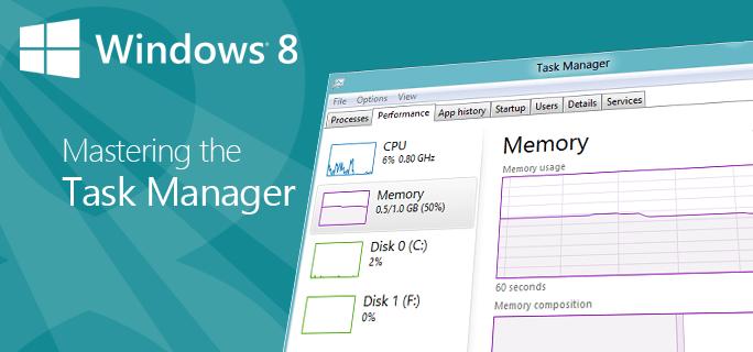 Осваиваем новый «Диспетчер задач» в Windows 8