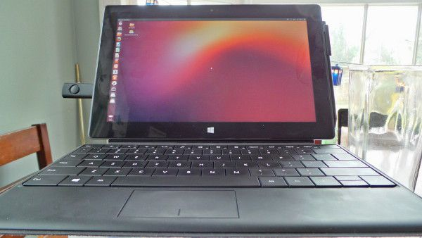 Linux на планшете Microsoft Surface Pro? Без проблем!