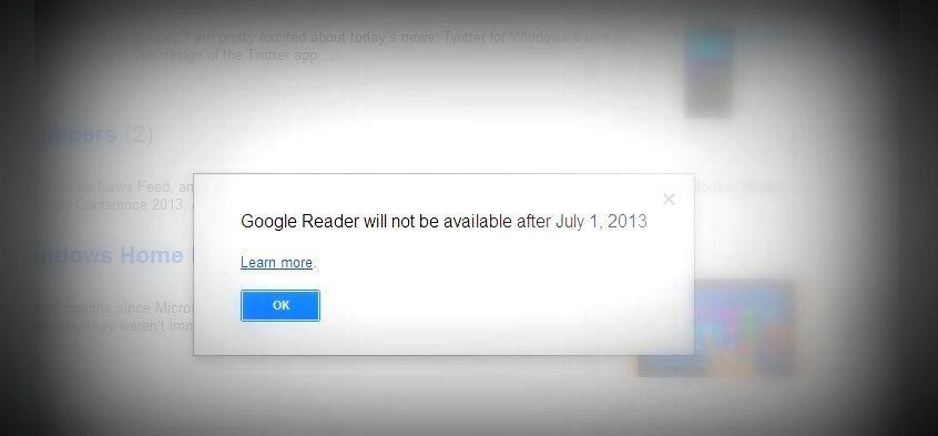Как импортировать RSS-подписки из Google Reader в Microsoft Outlook для Windows