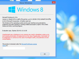 Windows Blue build 9375