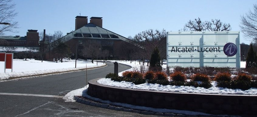 Alcatel Lucent Murray Hill
