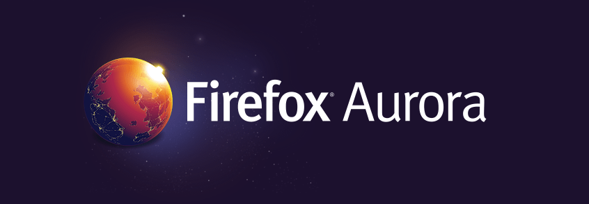 Firefox Aurora для Windows 8