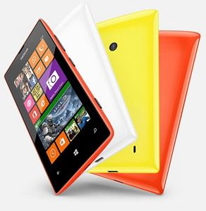 Nokia Lumia 525 All Colours