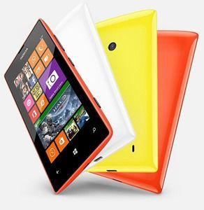 Nokia Lumia 525 All Colours
