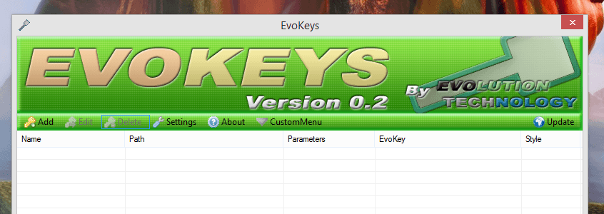 EvoKeys для Windows