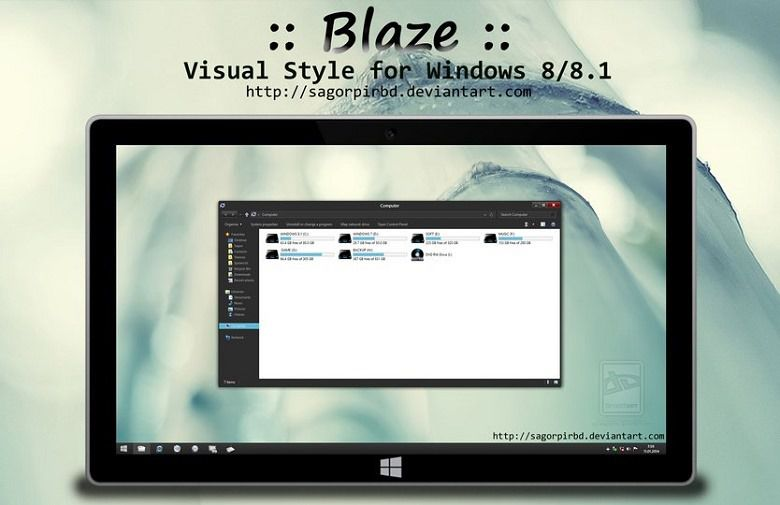 Blaze Final for Windows 8 and 8.1