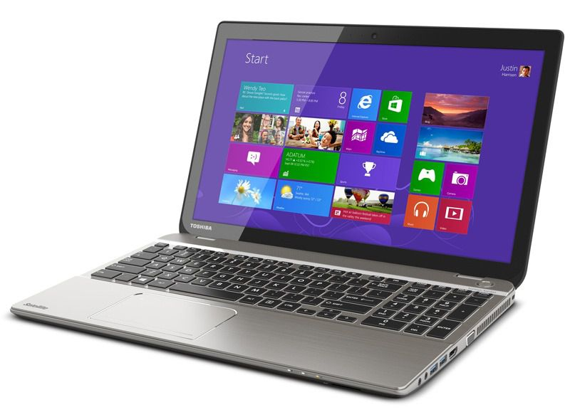 Toshiba Satelllite P50t