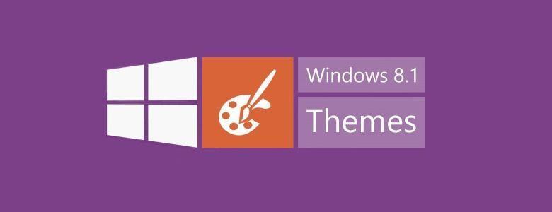 Лучшие темы для Windows 8.1