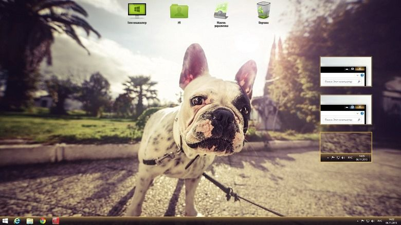Xsun Theme for Win 8.1