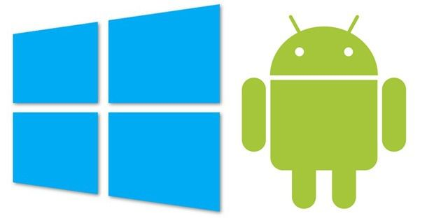 Android apps on Windows Phone