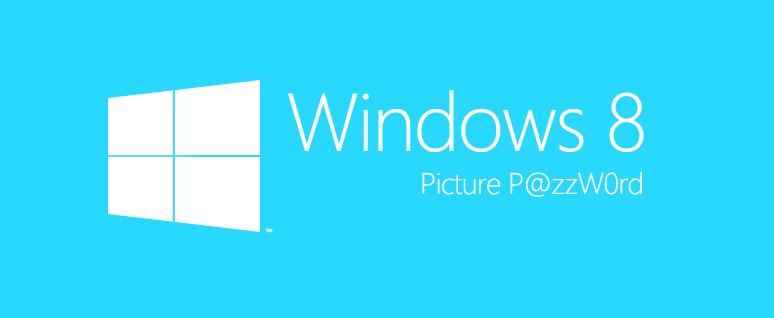 Picture Password In Windows 8.1