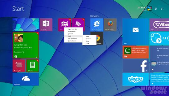 Windows 8.1 Spring Update 1