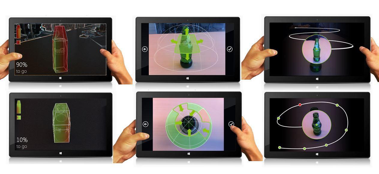 Сканирование в 3d