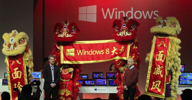 Windows China