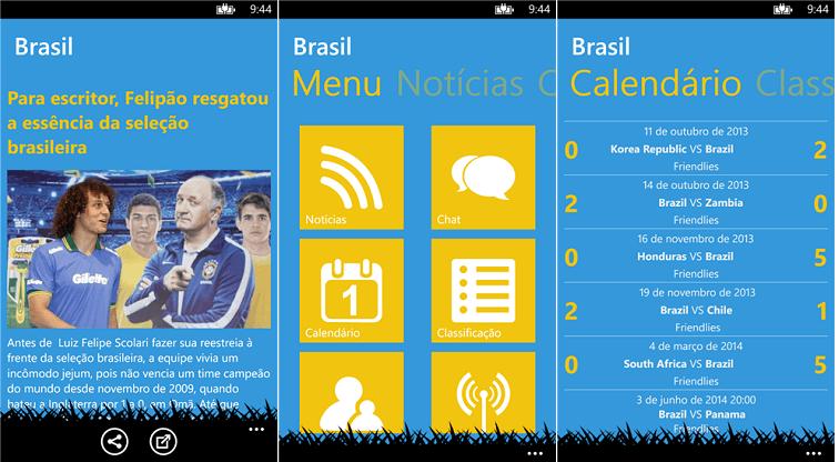 Brasil - World Cup 2014