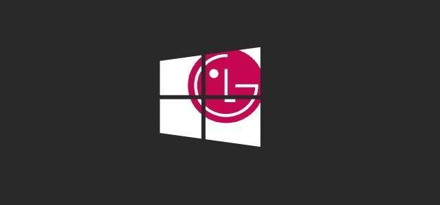 LG and Windows