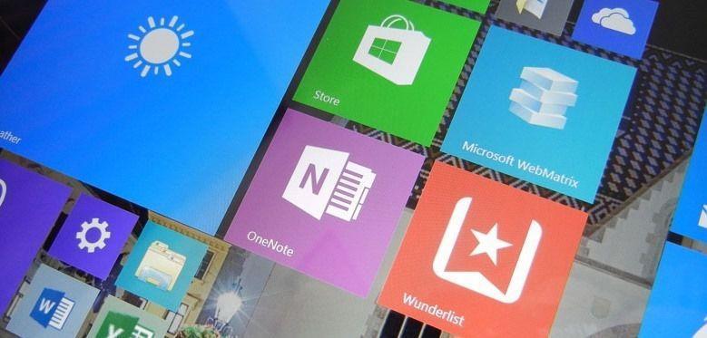 OneNote Windows 8