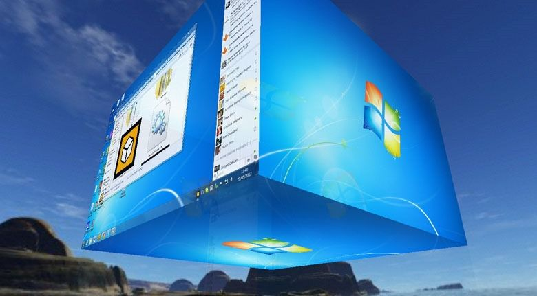 Virtual Desktop Windows