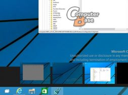 Windows 9 virtual desktops