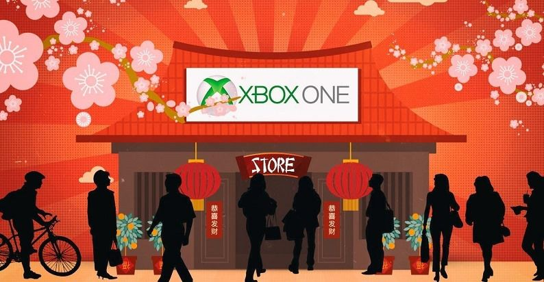 Xbox One Enters China
