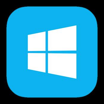 MetroUI Folder OS Windows 8 icon