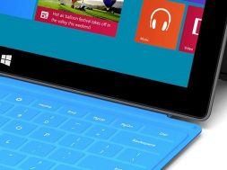 Microsoft Surface Blue
