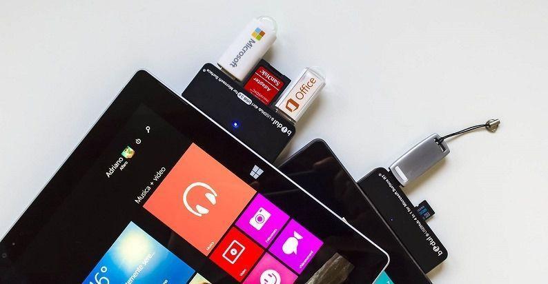 Microsoft Surface Pro 3 USB Hub