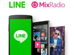 LINE and MixRadio