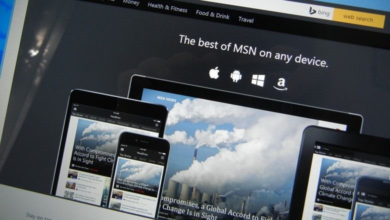 MSN Apps iOS and Android