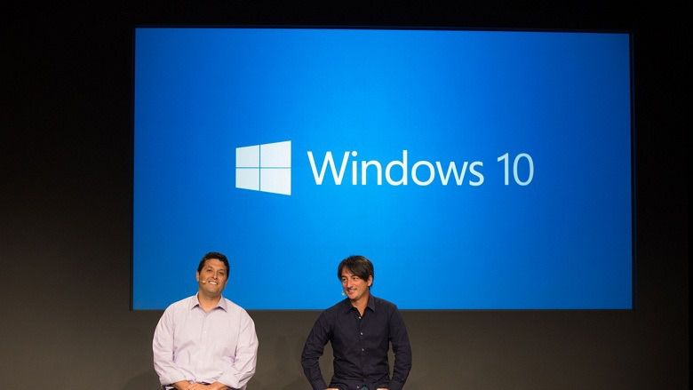 Terry Myerson Joe Belfiore