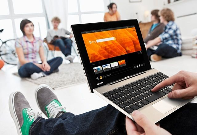 Toshiba Satellite Click Mini